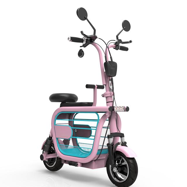 2 seats foldable 100km long distance range 48v 8Ah electric bike фото
