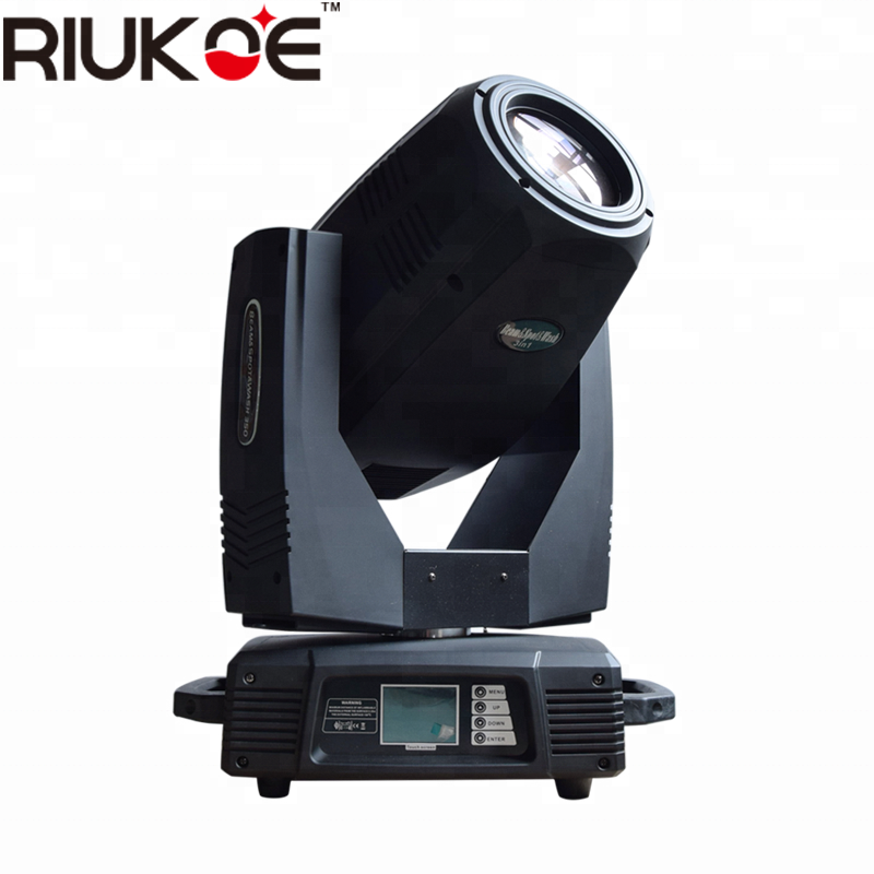 Event lighting Spot wash 17R 350w sharpy beam moving head light stage newest