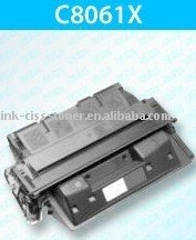 toner cartridge Q8061X for HP 4100/MFP/4100DTN/4100N/ 4100TN/4101