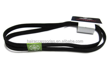 Elastic Band Headband For Men Black Hair Band For Men Buy