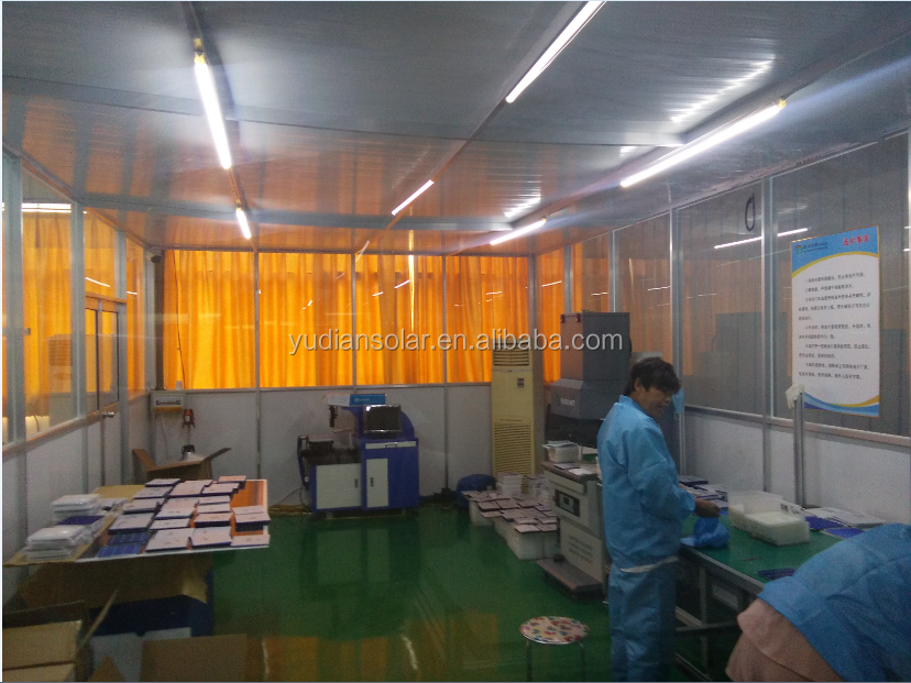Radiant Laser Cutting Machine solar Cell Fiber Laser Scribing Machine solar panel manufacturing equipment solar panel machine