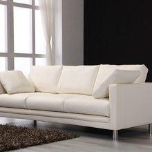 White Leather Recliner Sofa, White Leather Recliner Sofa Suppliers And  Manufacturers At Alibaba.com