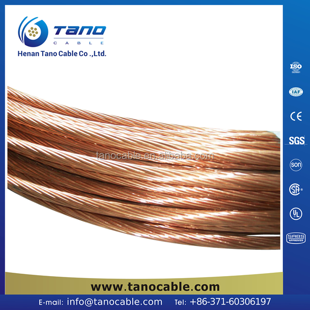 China Stranded Bare Copper Conductor Wholesale 🇨🇳 - Alibaba
