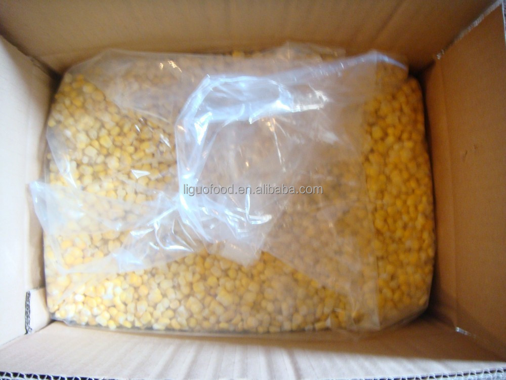 best selling frozen sweet kernels corn