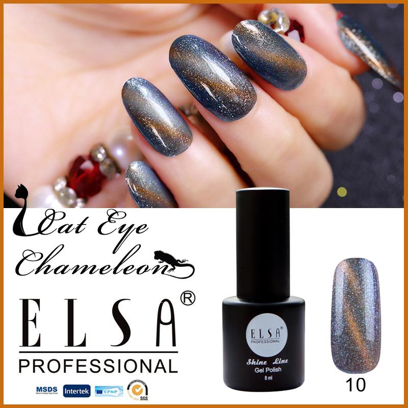 Nail Gel Polish Brands Elsa Low Moq 49 Colors Chameleon Gel Nail ...