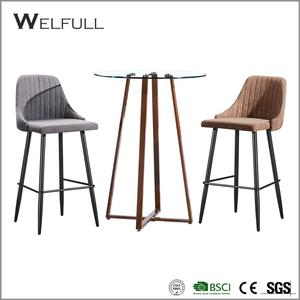 Wholesale 8-10mm tempered glass dinning chair and table outdoor