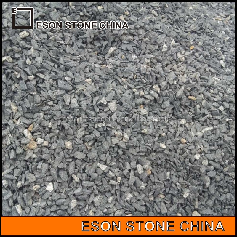 eson stone 156 natural G654 granite chip river stones for river bride construction