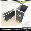 3 in 1 Microphone Flight Case with 2U High Drawr, holds 2 mics, 4 mic receivers