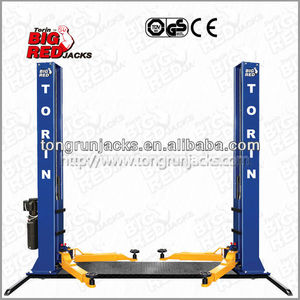 Torin Bigred Two post 3 Ton electo-hydraulic car lift