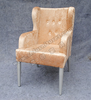 Design Furniture Importers Luxury Single Seater Sofa Chairs YC F020