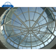 China Supplier Prefab steel structure hotel apartment building dome structure