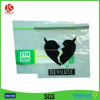 Plastic ziploc bags Sandwich ziplock bag storage bags with Zipper