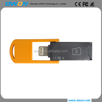 Multi-function Flash Drive Card Reader Dual Storage i-Flash drive Devices For iPhone Android Mac PC