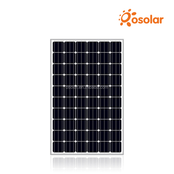 solar panel price and factory 275w frame flat mono pv module roof tiles solar panel