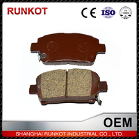Shanghai Factory Price Changing Brake Pads And Rotors