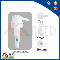 H401-33/410B-AAA hand Plastic Lotion Pump Spring,Shampoo Dispenser,Lotion Sprayer Pump