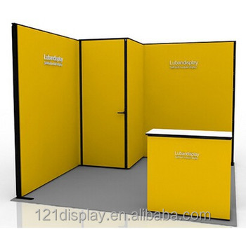 Modular Exhibtion Stand for 3x3m