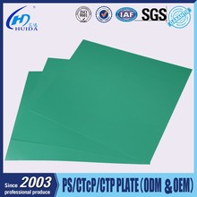 Best selling Eastern Europe, ASEAN, the Middle East, South America, Africa positive PS plate from China