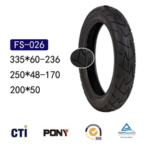 200X50 Child Baby Wheel Parts Buggy Stroller Tires