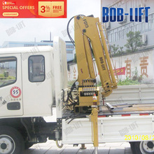 Old Small 1T Dubai Mobile Crane for Sale