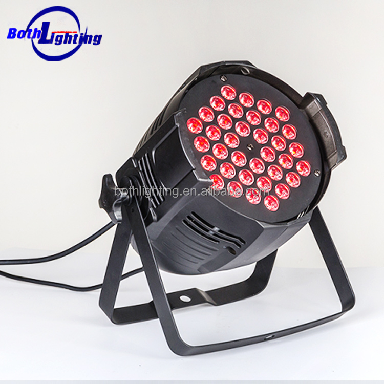 High Power dj effects 36*3W RGB led Stage Lights