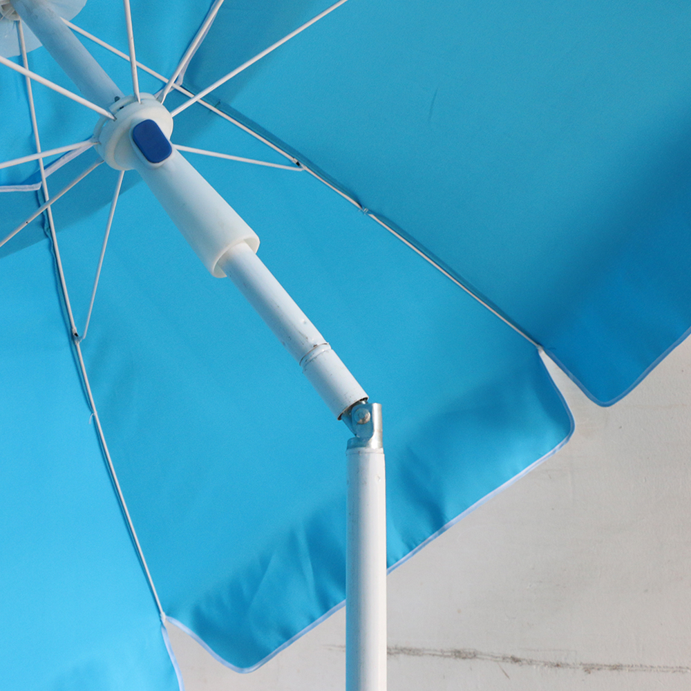 7.5FT 150G Polyester Hot Selling High Quality Beach Umbrella
