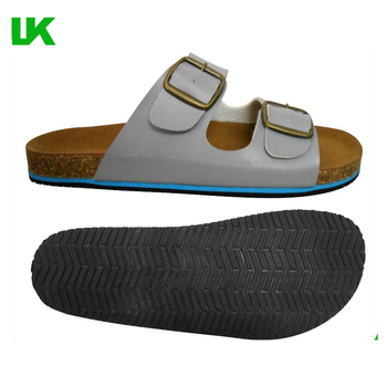 37c4d2c98fd High Quality Suede Molded Insole Rubber Sole Man Spanish Slippers ...