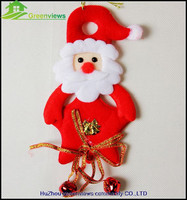 Decorations Display 6 cm Ornament Santa Claus trees