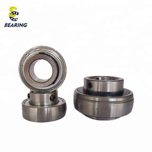 Processing Of Outer Ball Bearing UC204 206 207 208 209 210 212 213 214 215 216