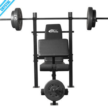 SJ-7230 Cheap Price Multi home gym equipment adjustable compact weight bench press