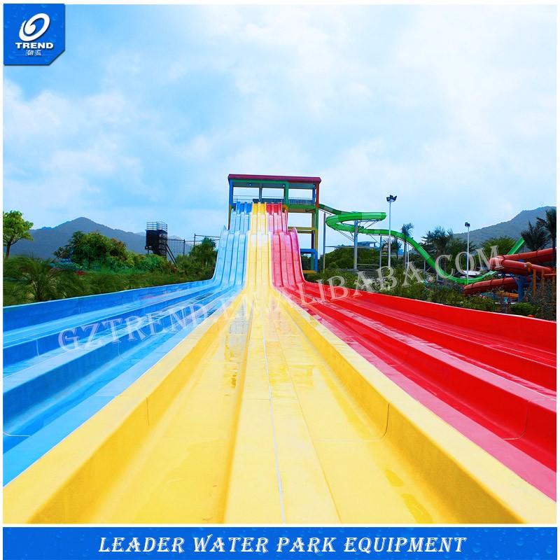 Custom Water Park Water Attraction