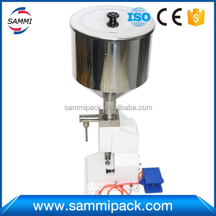New cheap low price safety bottle shaving cream filling machine