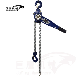 Durable and low price bicycle hoist 1.5 ton lever hoist scale