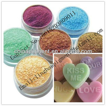 Natural Pigments For Soap Making