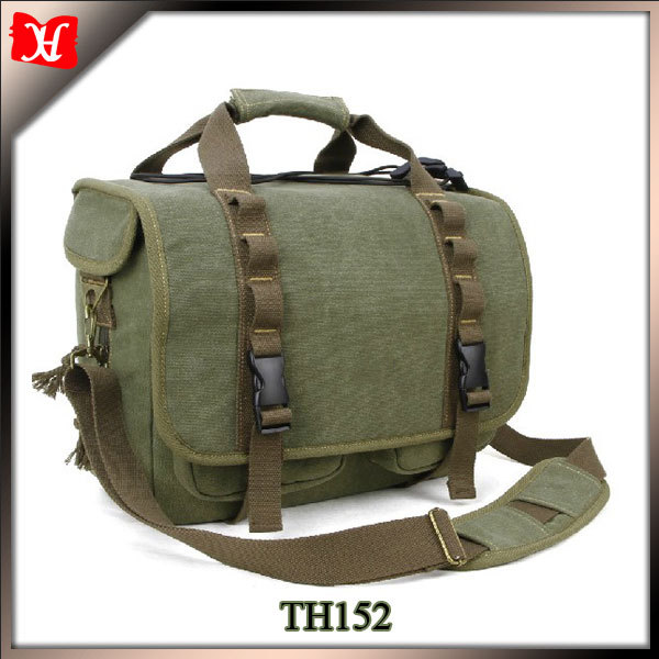 Waterproof canvas camera bag shoulder bag tapy camouflage slr camera bag