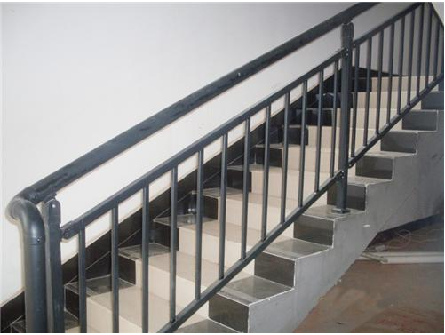 Black Stair Railing Outdoor, Black Stair Railing Outdoor Suppliers And  Manufacturers At Alibaba.com