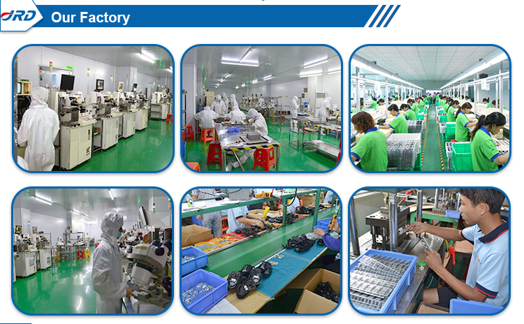 JRD KB001 शेन्ज़ेन JRD कारखाने से निर्माण की आपूर्ति सस्ते वायर्ड कीबोर्ड और माउस