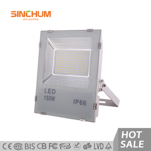 3 years warranty Outdoor water proof LED Floodlight IP65 tempered glass