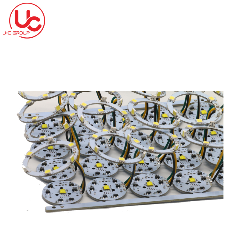 power controller board, led lights aluminum square print circuits board