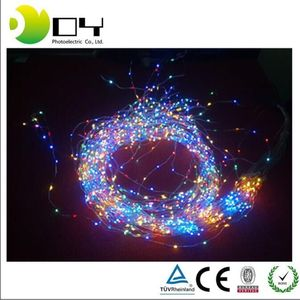 Newest Copper Wire 5m/10m Outdoor Decoration LED Christmas Fairy String Light for xmas holiday