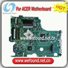 100% Working Laptop Motherboard for ACER 8943G MBPUH06001 Series Mainboard,System Board