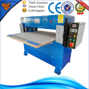 hot sale hydraulic shoemaking shoe sole cutting machine
