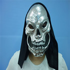 2018 hot sell PVC mask plastic party mask for carnival