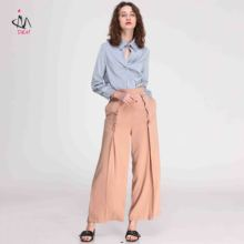 Latest <strong>Trousers</strong> <strong>Design</strong> <strong>For</strong> Ladies Wrap cloth buttons <strong>Trousers</strong> <strong>Women</strong> <strong>Pants</strong>