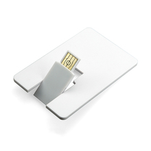 business credit card shaped USB flash drive, card shaped USB flash drives 16gb, top selling flash card usb