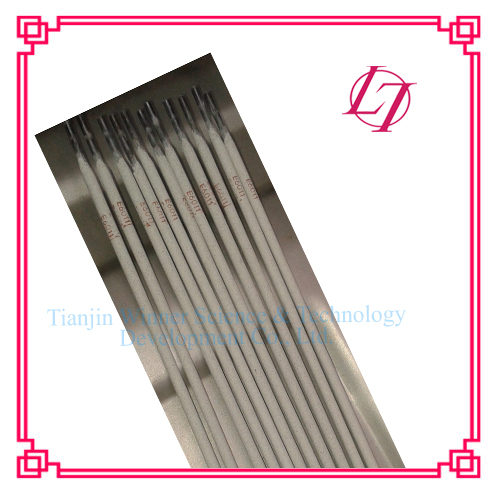 Potassium coating carbon steel welding electrode AWS E6011 welding rod