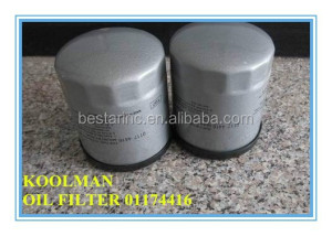 Hot sales diesel engine oil filter lube filter 01174416 1174416