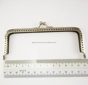 2014 Popular bag parts clutch purse frame