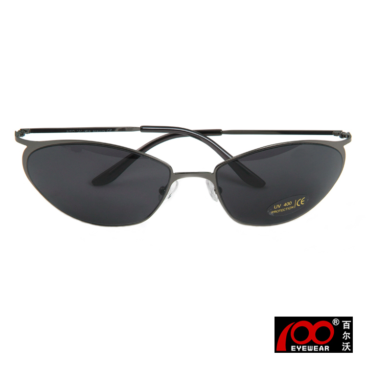 38c02396f19 Glasses mx005 matrix sunglasses neo huguenots personalized ultra thin steel  leather sunglasses .