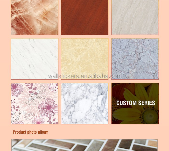 Anti-mold Peel and Stick Wall Tile in Polito Fresco